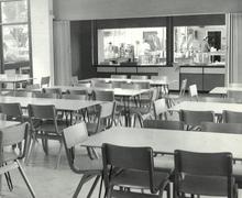School Canteen 1968