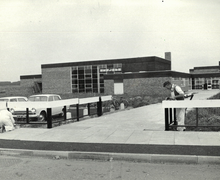 New School at Westwood, September 1967