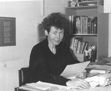 Mrs D Clark - Deputy Headteacher 1990s