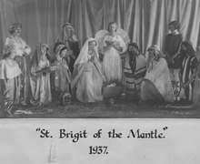 St Brigit of the Mantle (1937)